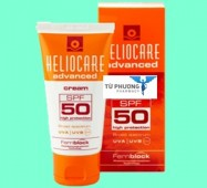 HELIOCARE Advanced Cream 50 - Kem Chống Nắng SPF 50
